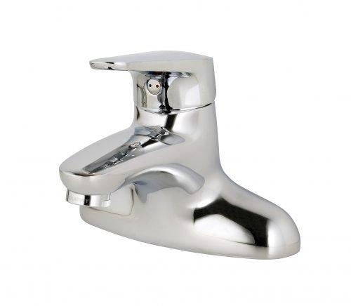 Vòi lavabo 02 lỗ nóng lạnh Mirolin MK 502