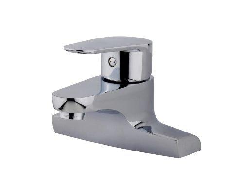 Vòi lavabo 02 lỗ nóng lạnh Mirolin MK 602