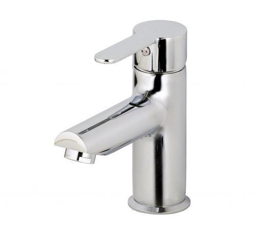 Vòi chậu 1 lỗ nóng lạnh lavabo Mirolin MK 701