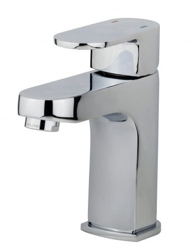 Vòi chậu 1 lỗ nóng lạnh lavabo Mirolin MK 901