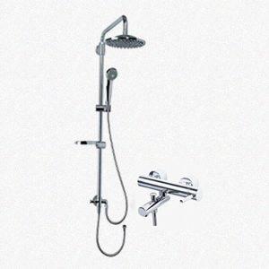 Sen tắm cây nóng lạnh Hàn Quốc Samwon FB-306R (có vòi xả phụ)