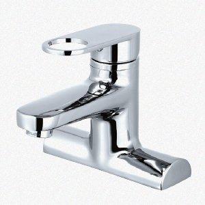 Vòi lavabo nóng lạnh Hàn Quốc Samwom (1lỗ) LFL-804