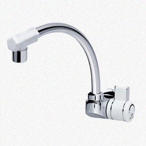 Vòi bếp một đường nước lạnh Samwon gắn chậu FW-823