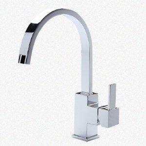 Vòi rửa bát nóng lạnh ngổng cứng Samwon HFS-268