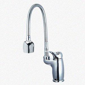 Vòi rửa bát nóng lạnh ngổng mềm Samwon PSS-162