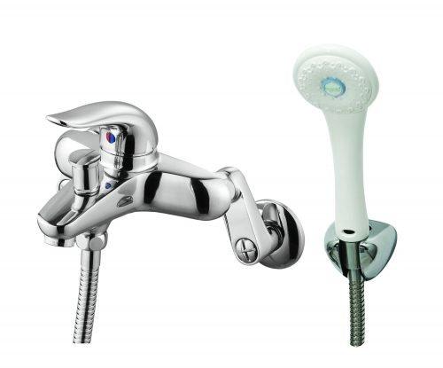 Bộ sen tắm nóng lạnh Hàn Quốc Mirolin MK 550-H150