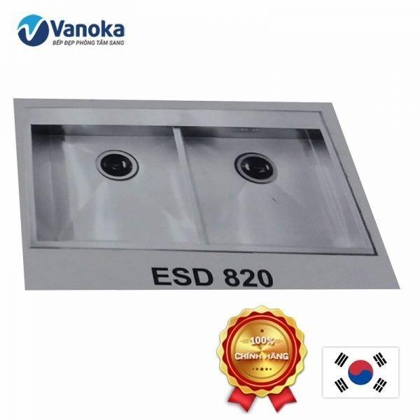 Chậu rửa bát Ecofa ESD 820