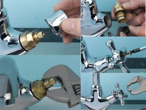 Điều gì khiến sen vòi rò rỉ? Cách sửa sen vòi bị rò rỉ ra sao? thumbnail