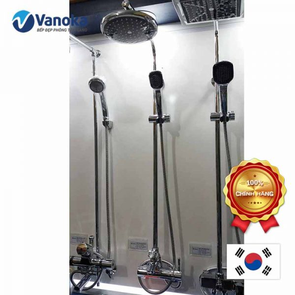 Sen cây tắm nóng lạnh Ecofa E-860 chính hãng KOREA