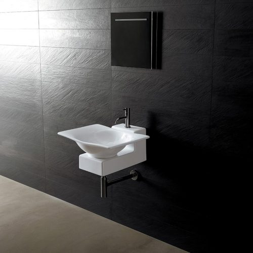 TOP 7 mẫu vòi lavabo nóng lạnh 1 lỗ giá rẻ được mua nhiều nhất hiện nay thumbnail