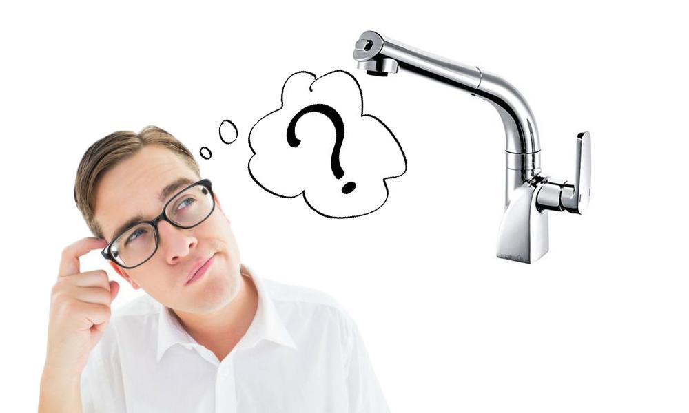 """Kinh nghiệm chọn mua vòi rửa bát """"PHÙ HỢP"""""""