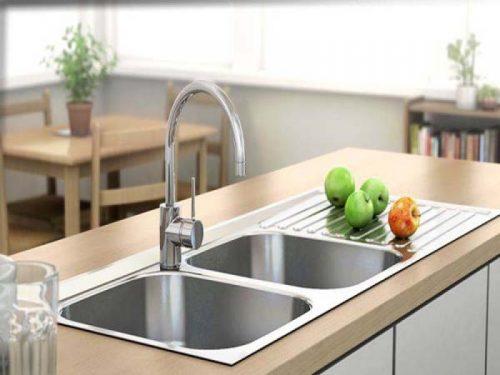 Cách lắp vòi rửa bát như thế nào mới đúng? thumbnail