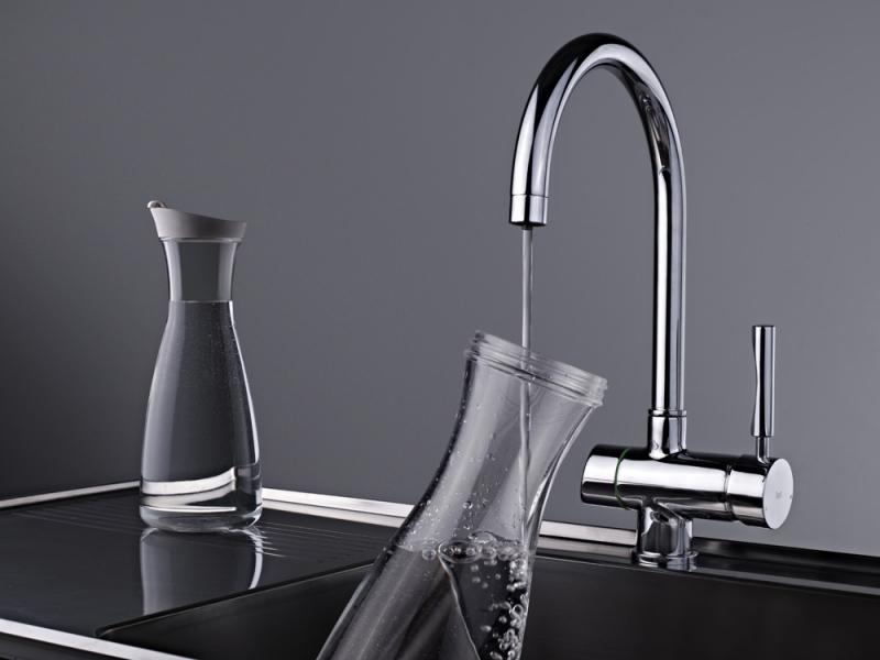 Làm sao khi vòi nước rửa bát bị rò rỉ trong quá trình sử dụng