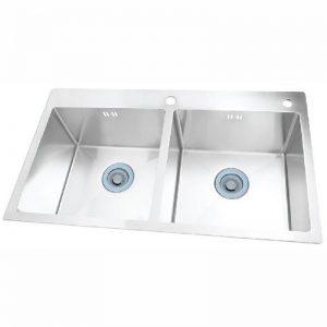 Chậu rửa bát Hàn Quốc Sobisung SB-8248 Inox 304 chất lượng