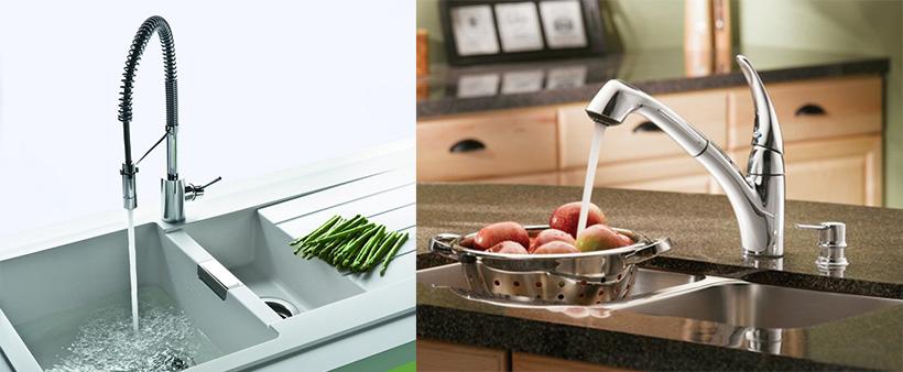Biết được nguyên nhân vòi rửa bát chảy yếu sẽ có cách khắc phục